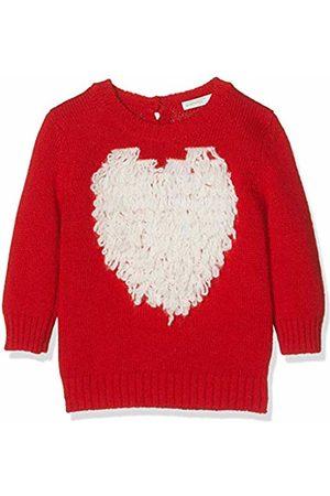 Benetton Baby Girls' Sweater L/S Jumper ( 901)