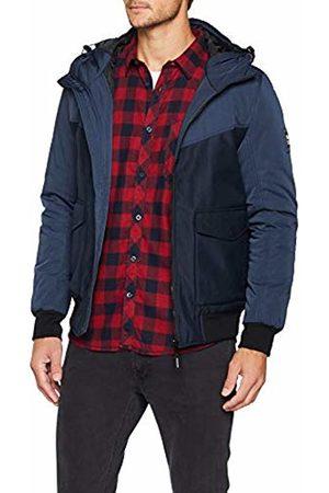 Tom Tailor Men's Winter Blouson, Jacke Jacket (Sky Captain 10668)