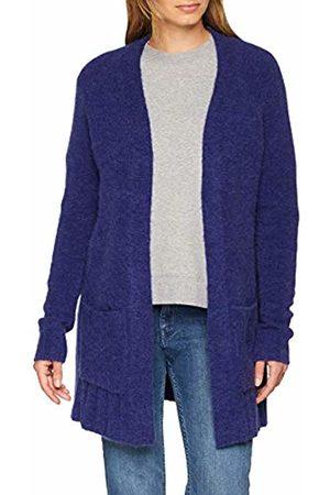 Noa Noa Women's Basic Alpaca Knit Cardigan (Mazarine 683)