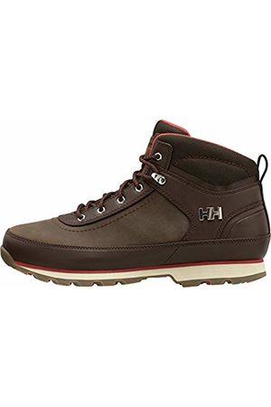 Helly Hansen Men's Calgary High Rise Hiking Shoes, (Coffe Bean/Natura/ 747)