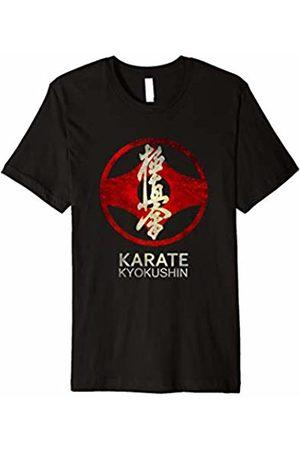 BUDO Karate Kyokushin T Shirt, Martial Arts