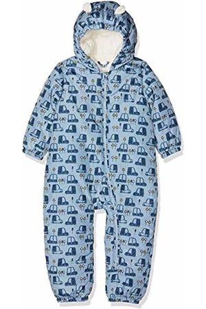 Name it Baby Boys' Nbmmir Suit Snowsuit, Dusty