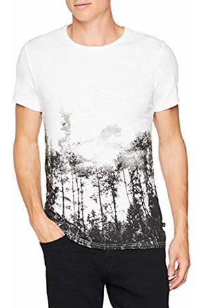 s.Oliver Men's 40.809.32.5063 T - Shirt ( 0100)
