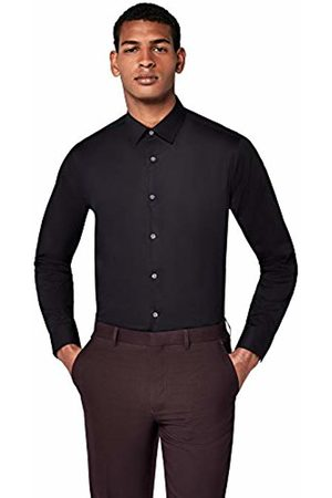Hem & Seam Men's Regular Fit Formal Shirt