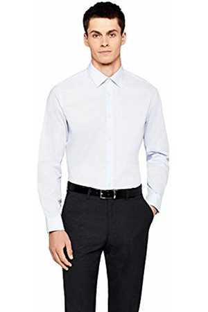 Hem & Seam Men Business - Men's Regular Fit Formal Shirt