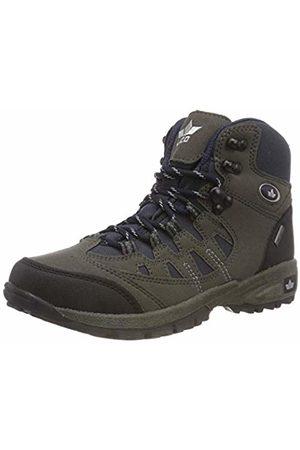 LICO Unisex Adults' Steppe High Rise Hiking Shoes, Marine/Grau
