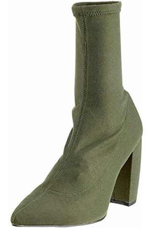 Kenneth Cole Women's Alora Stretch Bootie Ankle Boots