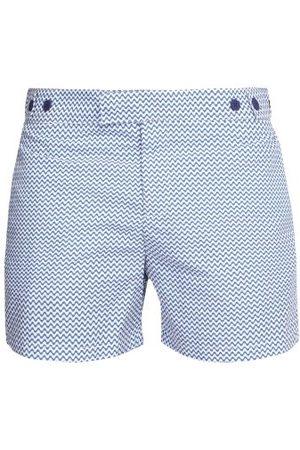 Frescobol Carioca Men Swim Shorts - Copacabana Tailored Swim Shorts - Mens