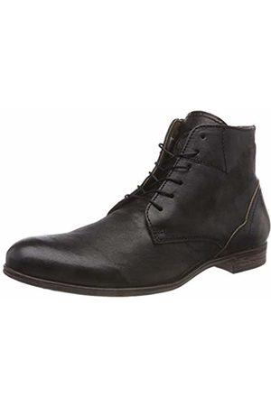 Sneaky Steve Men's Dirty Mid Chukka Boots