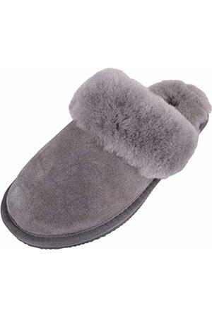 SNUGRUGS Women's Elsie Open Back Slippers