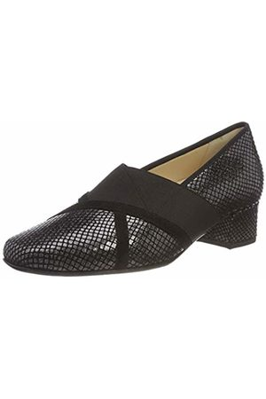 Hassia Women's Evelyn, Weite J Closed-Toe Pumps