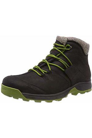 Vaude Men's Green Core Mid High Rise Hiking Shoes (Phantom 678)