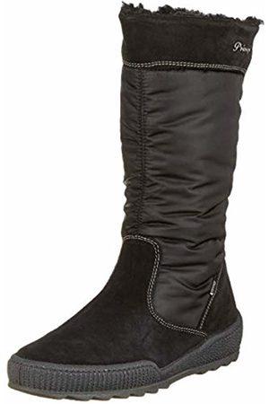 Primigi Girls' Pligt 23847 Snow Boots, Nero 22