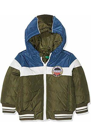 Benetton Boy's Jacket (Military 35a)
