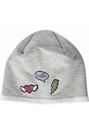 maximo Girls' 73500-985800, Beanie, Sweat, Badges Hat