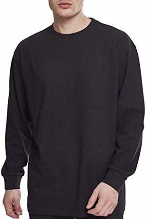 Urban classics Men's Boxy Heavy Longsleeve T - Shirt