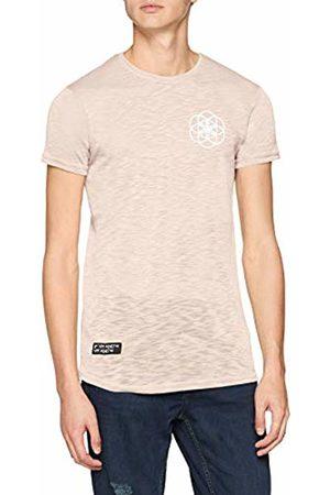 Scar Tissue Men's Slub T - Shirt ( PNK)