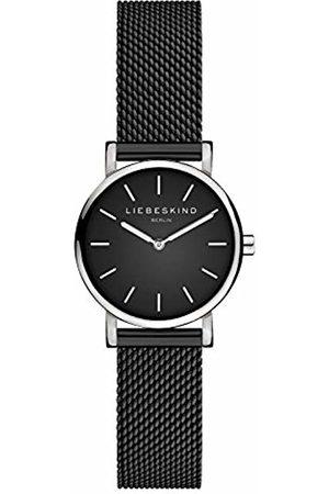 liebeskind Womens Analogue Quartz Watch with Stainless Steel Strap LT-0136-MQ