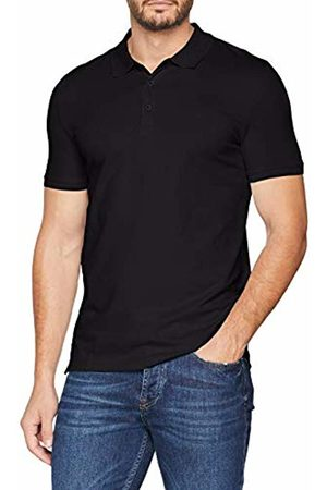 Celio Men's Letiptop Polo Shirt, Noir