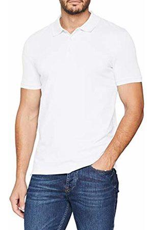 Celio Men's Letiptop Polo Shirt, Blanc