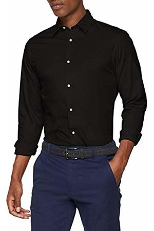 Jack & Jones Men's Jjepoplin Shirt L/s Formal