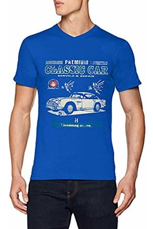 Touchlines Men's Classic Volvo Buckelvolvo Youngtimer T-Shirts