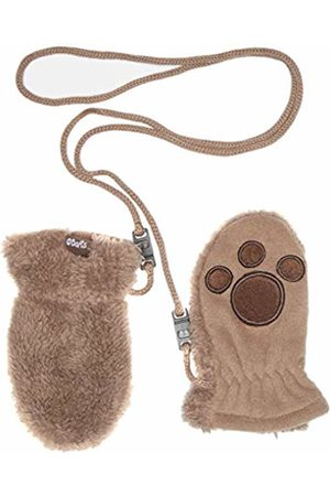 Barts Baby Noa Paws Gloves (0009/Misty Marrone 009a)