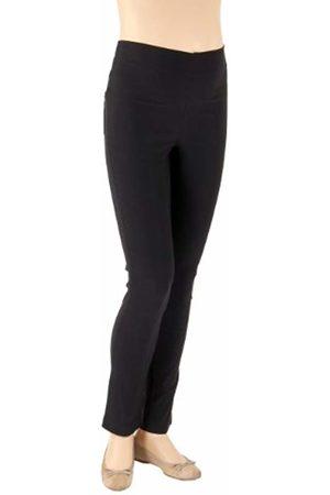 Christoff Women's Skinny/Slim Fit Trouser - - Blau (Marine) - 10