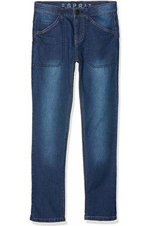 ESPRIT Kids Denim Jeans for Boy, (Dark Indigo 461)