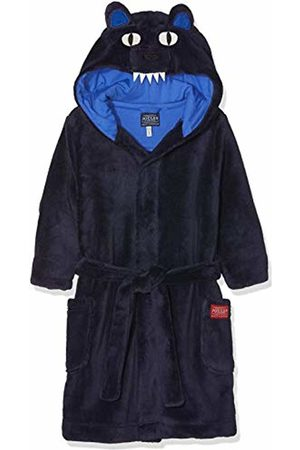 Joules Boy's Bruce Dressing Gown Years (Manufacturer Size: 1-2)