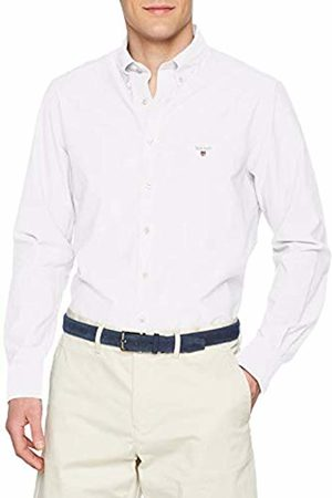 GANT Men's The Broadcloth REG BD Sport Shirt