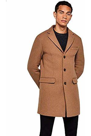 FIND Men's Coat in Longline Wool