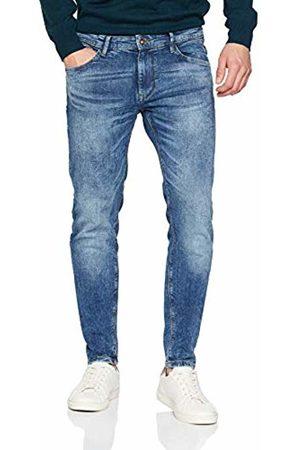Celio Men's Moskova45 Straight Jeans, Stone