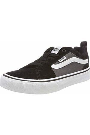 Vans Boys' Filmore Low-Top Sneakers (Suede/Canvas) /Pewter Ug7