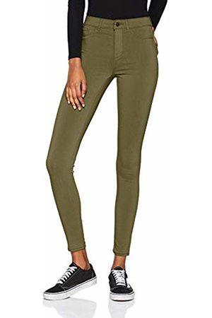Pieces Women's Pcskin Wear Mw Jeggings/noos Skinny Jeans