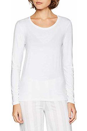 HUBER 24 Hours Women Sleep Shirt Langarm Pyjama Top