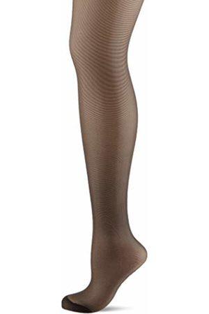 Levante Women's Romantic 15 Hold-Up Stockings, 15 DEN, Schwarz