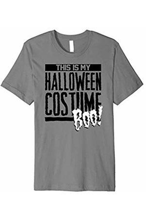 Well Worn Halloween Costume Boo T-Shirt
