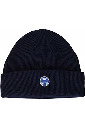 North Sails Men's W\Logo Beanie ( Navy 0802)