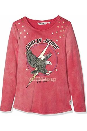 Garcia Girls' U82404 Longsleeve T - Shirt (Rock 2684)