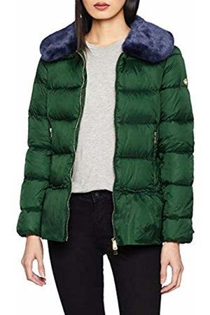 Rich & Royal Women's Jacket with Volant