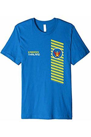 Ann Arbor Kabaddi Thailand | Thai Athletics Sports Fan T-shirt