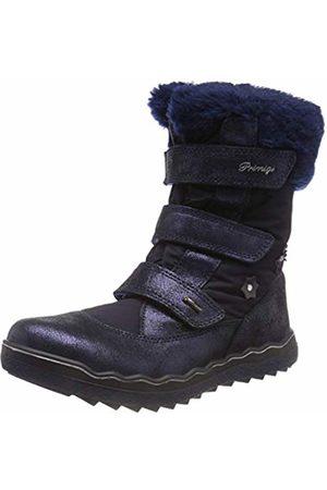 Primigi Girls' Pfzgt 23868 Snow Boots, BLU Scuro 00