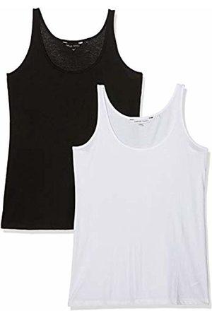 Simply Be Women's Pack 2 Longline Vests Top, ( / )