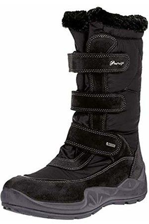 Primigi Girls' Pwigt 23877 Snow Boots, Nero 44