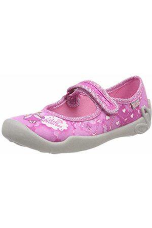 Richter Kinderschuhe Girls' Blanca Low-Top Slippers