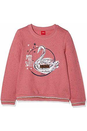 s.Oliver Girls' 53.809.41.7855 Sweatshirt ( Melange 43w9)