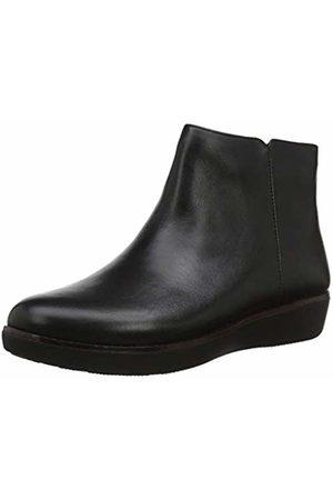 FitFlop Women's Ziggy Zip Ankle Boots ( 001)