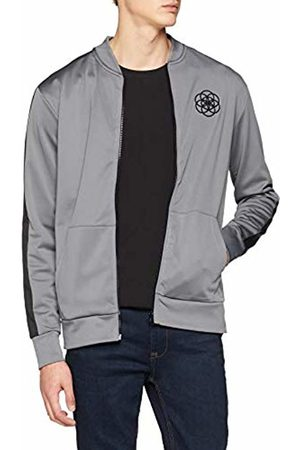 Scar Tissue Men's Core Poly Tracksuit Track Jacket ( Gry) (Manufacturer Size: X-Large)