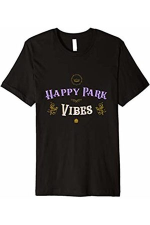 Atomic Bullfrog Studios Fun Happy Park Vibes T-Shirt Mom Women Girls